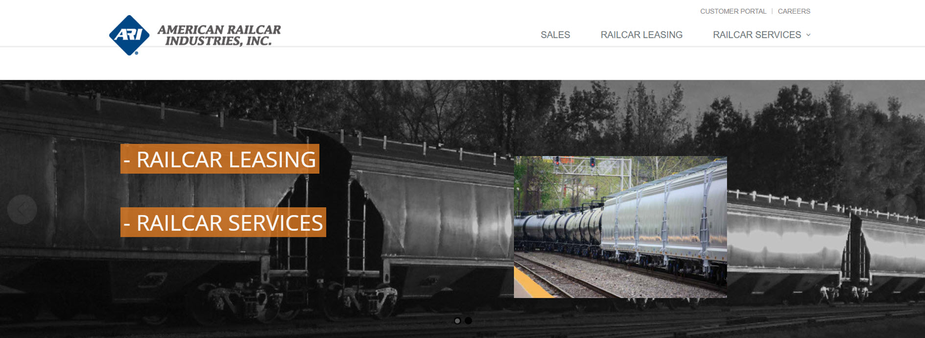 american railcar