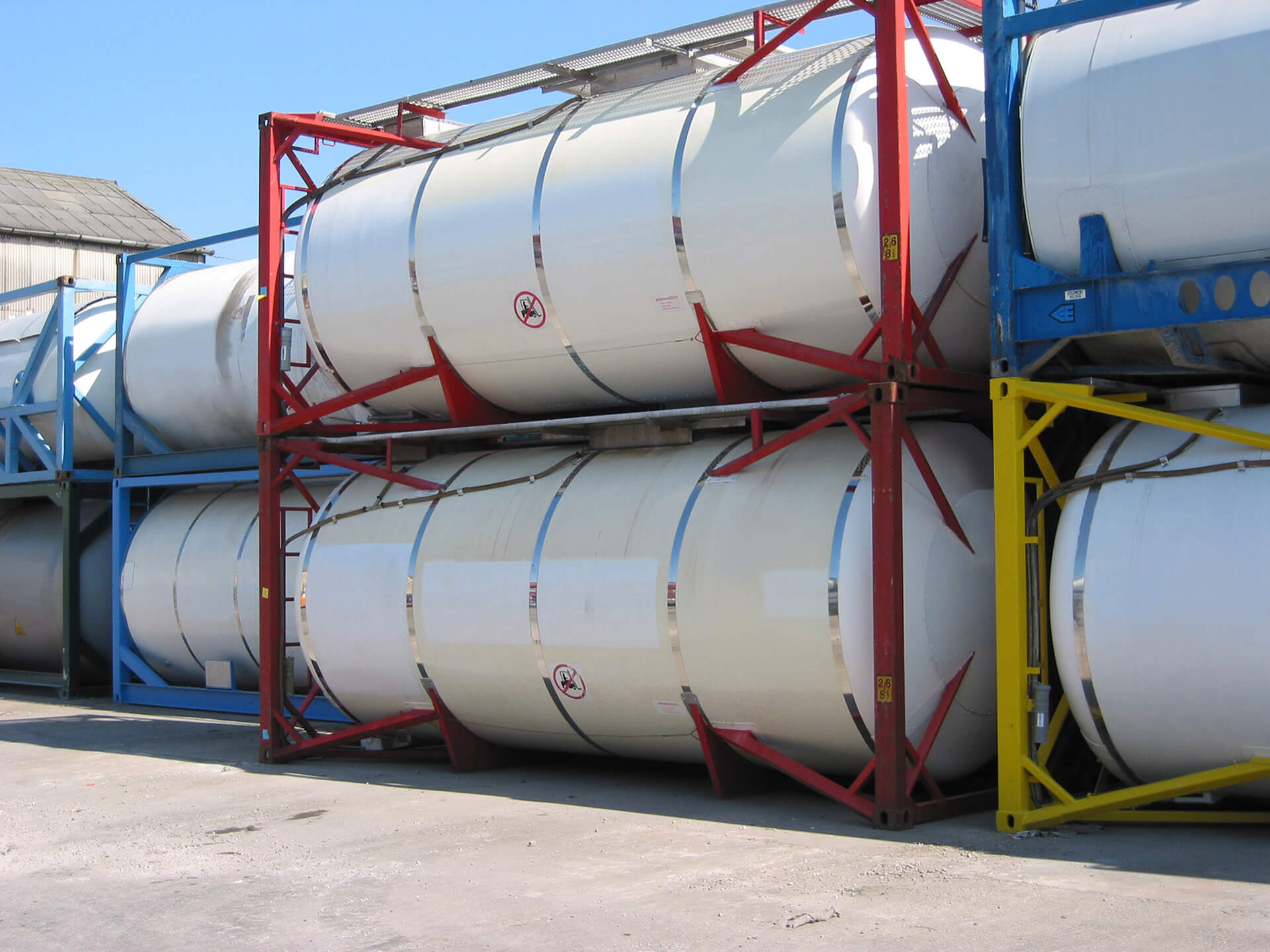 ISO Tank Containers: Usage, Components, and Safety