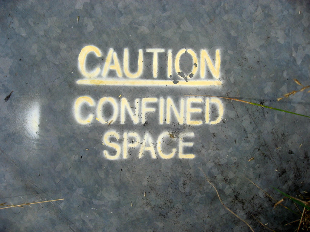 Confined Spaces: Managing Risk of Entering Tanks Used to Transport Cargo