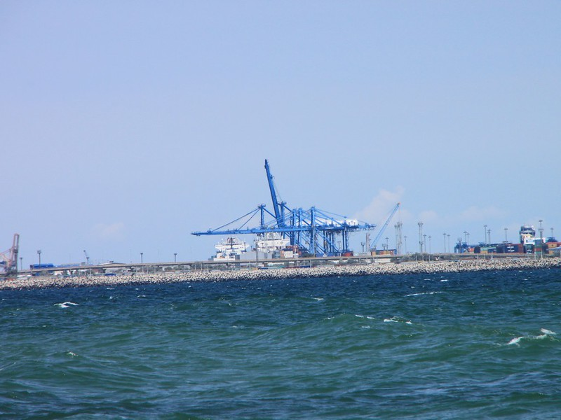 Smart Port: Using Smart Technology to Increase a Port's Efficiency (Updated)