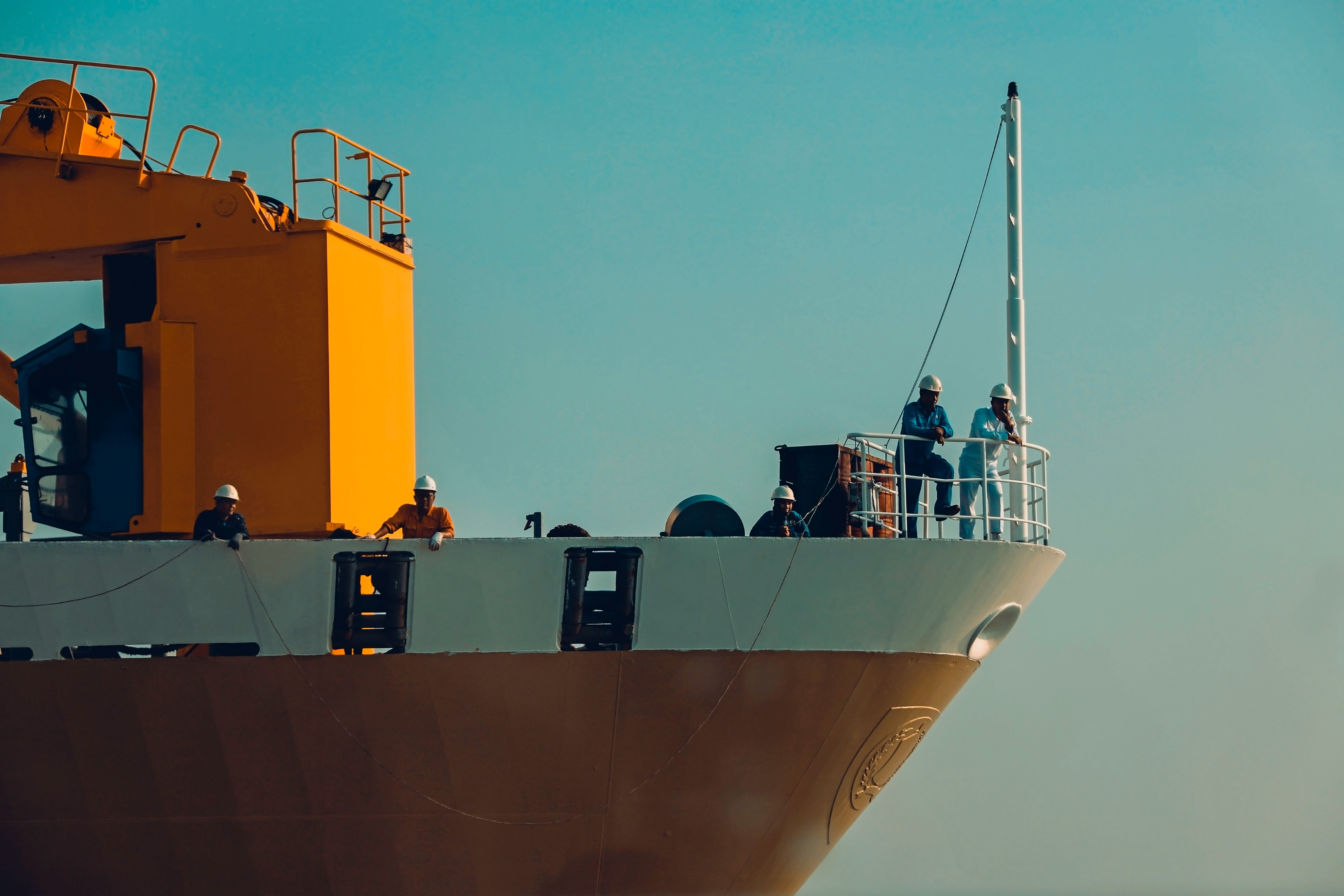 Marine Propulsion Systems: More Than Moving Ships Through the Water